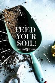 right in your own backyard soil food for greener gardens find the best amendments in your