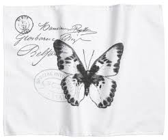 Pink Black And White Shower Curtain Manhattan Chic Butterfly Shower Curtain And Bath Mat Set Charcoal