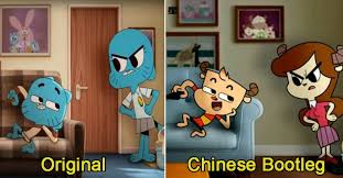 Amazing World Of Gumball Meme - gumball just roasted its crappy chinese ripoff dorkly post