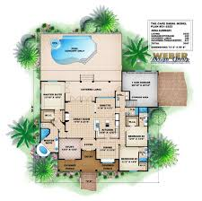 floor plans florida tropical house designs and floor plans interesting home design
