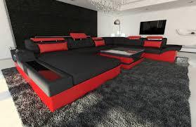 fabric sectional sofa big fabric sectional sofa orlando xxl led