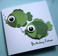 handmade birthday cards picmia