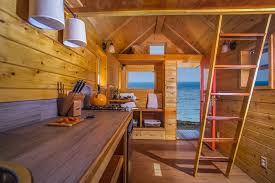 interiors of small homes monarch tiny homes will build this prefab trailer for you move in