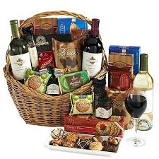 Winebaskets Ideas For Wine And Cheese Gift Baskets Ideas For Wine Baskets