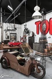 deco industrielle atelier metal u0026 woods e magdeco magazine de décoration
