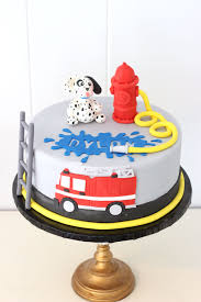 firetruck cakes children s birthday specialty custom fondant cakes sussex county nj