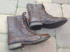 womens brown leather boots size 9 steve madden gillis womens brown leather boot size 9 m ebay
