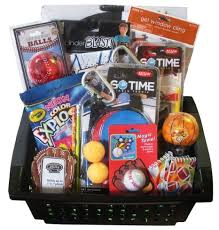 sports easter baskets buy 1 all sports fan gift basket for easter birthdays