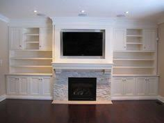 Built In Bookshelves Around Fireplace by Such A Great Fireplace And Built In Surround Dream Home