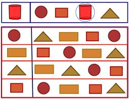 kindergarten math printable worksheets basic geometry shape