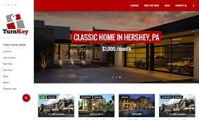 turnkey real estate and car dealership responsive material design