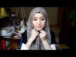 tutorial hijab nabiilabee simple hijab tutorial with nabiilabee youtube