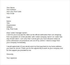 letter of notice two weeks notice 03 40 two weeks notice letters
