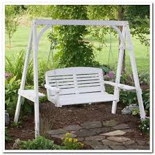 diy porch swing frame backyard pinterest porch swing frame
