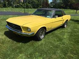 1967 ford mustang for sale cheap 1967 to 1969 ford mustang for sale on classiccars com for between