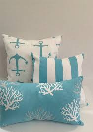 theme pillows best 25 pillow ideas on coastal inspired