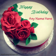happy birthday cake images with name editor wallpapers 1