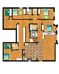 open concept floor plan rukle it boasts an ranch homes with plans