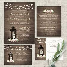 lantern wedding invitations wedding invitations metal lantern blush florals