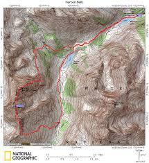 Map Of Colorado 14ers by Maroon Bells Map Jpg