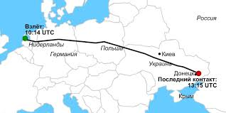 Qatar Airways Route Map by Did Ukranian Fighter Jets Down Malaysia Mh17 Flight Over The