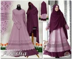 Baju Muslim Ukuran Besar baju muslim wanita dengan ukuran besar wa 0821 1223 5665