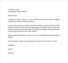 formal resignation letter 40 download free documents in word pdf
