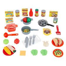 amazon com just like home old el paso dinner set toys u0026 games
