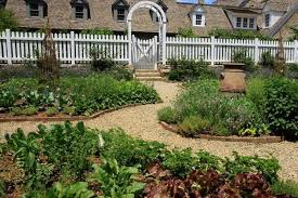 Garden Decor With Stones 15 Charming Garden Design Ideas With Stone Edges And Raised Beds