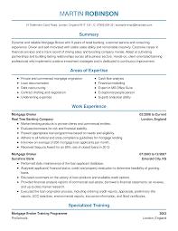 Real Estate Appraiser Resume Mortgage Broker Job Description Resume Free Resume Example And