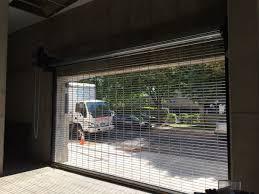Overhead Roll Up Door Interior Metal Roll Up Door Interior Doors Ideas