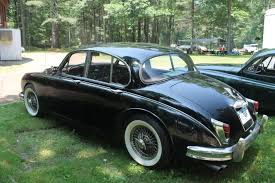 all black jaguar car picker black jaguar mark ii