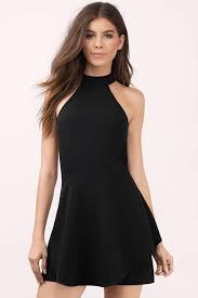 black skater dress black dress open back dress skater dress nz 115 tobi nz