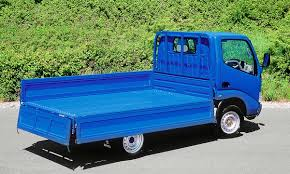 mitsubishi mini truck bed size toyota dyna review auto express