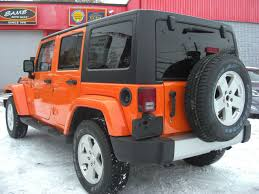 orange jeep rubicon 2012 jeep wrangler downtown motor products