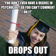 Meme Psychology - psychology major meme major best of the funny meme