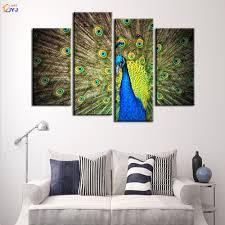 Peacock Decoration Online Get Cheap Decorative Peacocks Aliexpress Com Alibaba Group