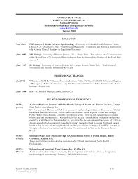 Facilitator Resume Sample by Facilitator Resume Free Resume Example And Writing Download