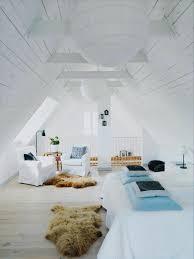 dachwohnung einrichten bilder dachwohnung einrichten profitieren sie der farbe weiß in