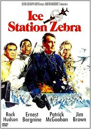 amazon com ice station zebra rock hudson ernest borgnine