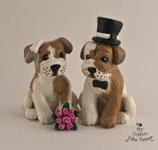 dog wedding cake toppers dog cake toppers for wedding cakes casadebormela