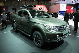 mitsubishi pulls the wraps off all new l200 for europe