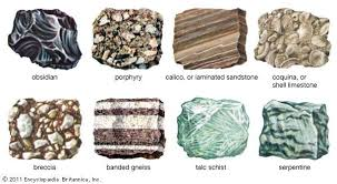 types of rocks rock definition characteristics types britannica com