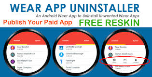 uninstaller android wear apps uninstaller android wear app ready paid app by