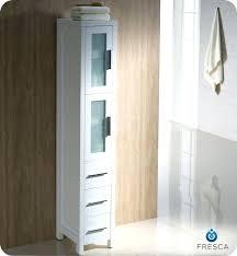 tall white storage cabinet tall white bathroom cabinet tall white bathroom storage cabinet