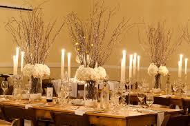 Winter Wonderland Centerpieces Real Wedding Winter Wonderland Colleen Miller Events