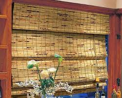 Bamboo Patio Shades Fancy Bamboo Curtains For Windows And Bamboo Grommet Window Panels