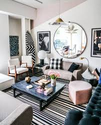 12 seriously chic living rooms on instagram this month brit co
