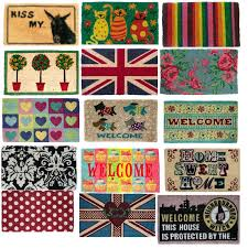 articles with rubber front door mats outdoor tag mesmerizing