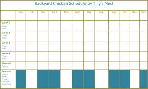 Caring For Backyard Chickens by Caring For Your Flock On A Daily Weekly Monthly And Seasonal